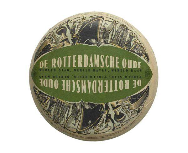 De Rotterdamsche Oude kaas wiel
