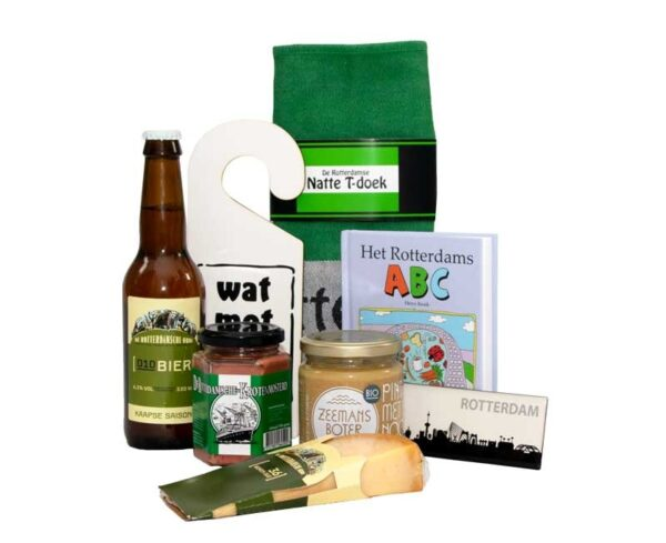 Rotterdams Pakket cadeau geschenk kerstpakket kado