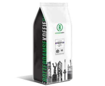 Rotterdamse koffie, zak Bonen, Typische Producten