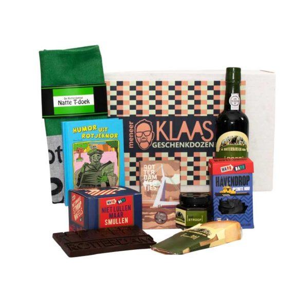 Rotterdams Pakket cadeau geschenk kado kerst gift