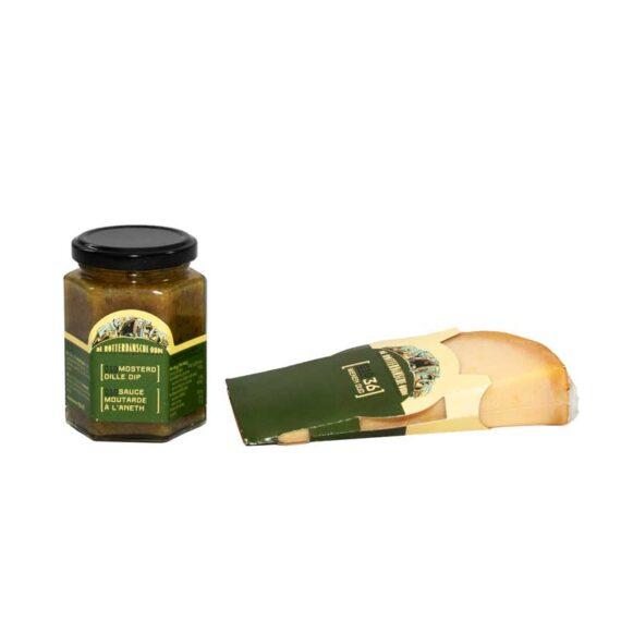 Kaas uit Rotterdam, Mosterd dille dip, Producten