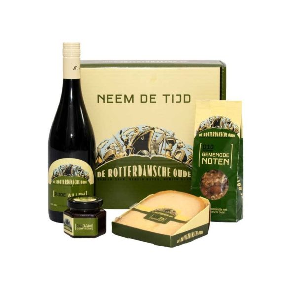 Rotterdams Pakket cadeau geschenk Kerst gift kado