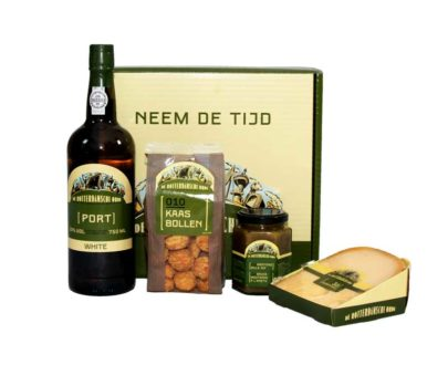 Cadeaupakket, Rotterdamsche Oude, Kaas