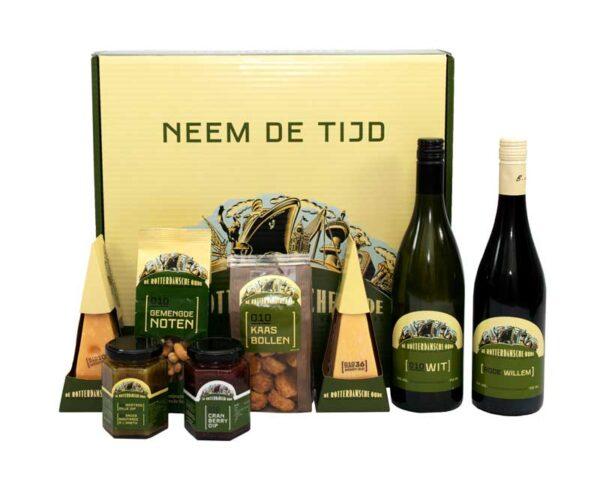 Luxe kerstpakketten, Rotterdamsche Oude, Rotterdam Pakket, Cadeau