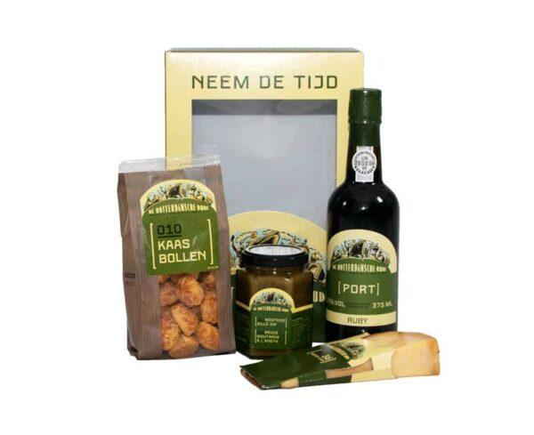 Rotterdams Cadeau Pakket Kerstpakket Geschenk