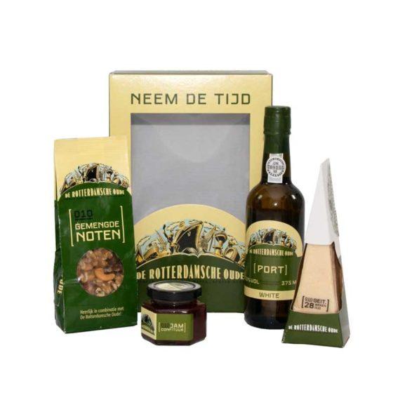 Rotterdams Pakket cadeau geschenk Kerst