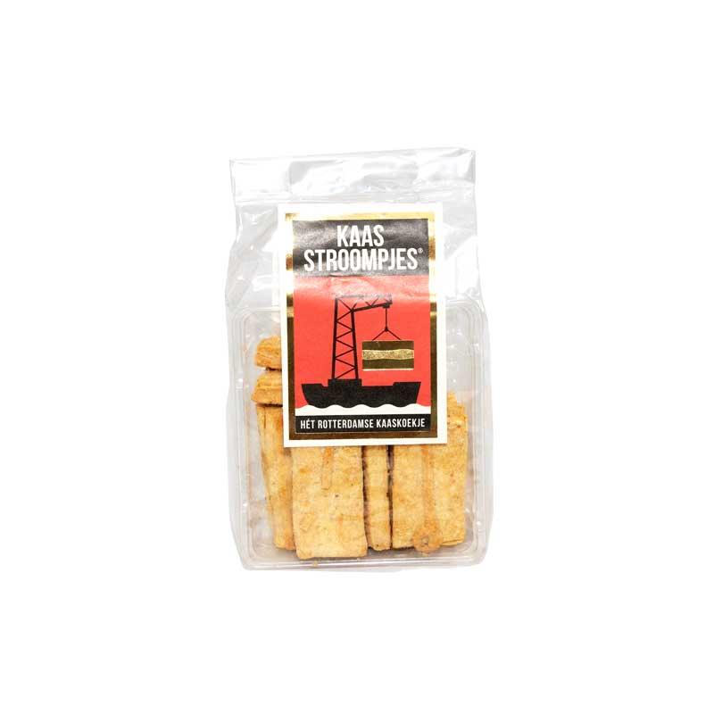 Kaasstroompjes, Rotterdams koekje, cadeau, geschenk