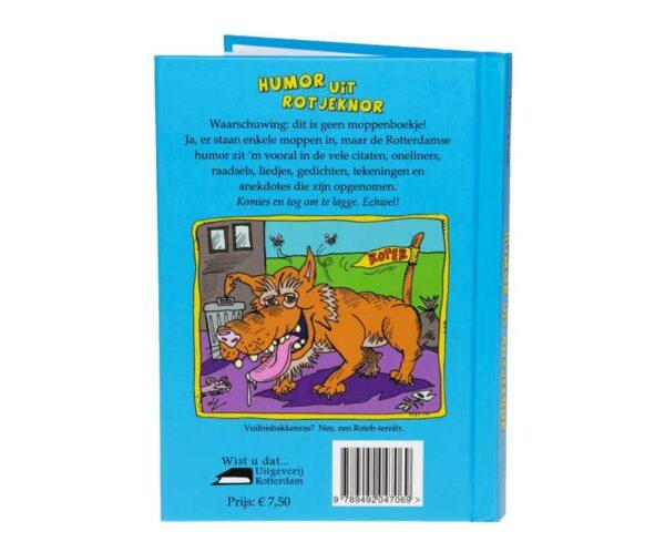 Humor uit Rotjeknor Boek cadeau geschenk