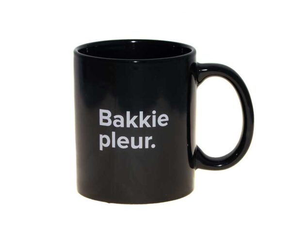 Bakkie Pleur Mok koffie beker Rotterdam