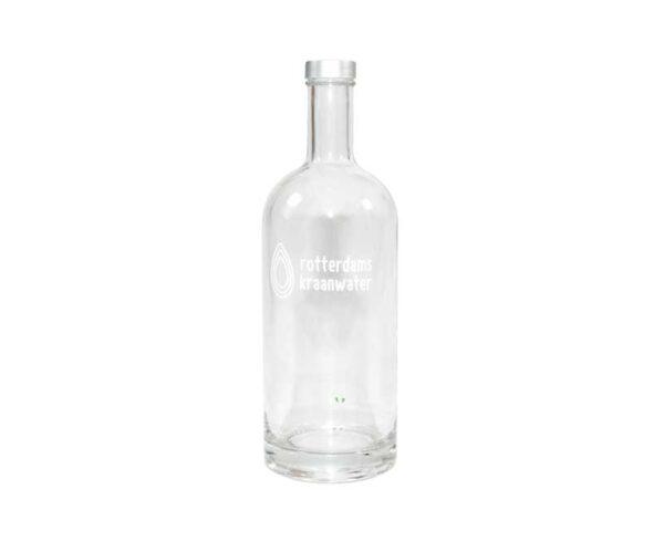 Rotterdams kraanwater, fles, cadeauverpakking, souvenir,