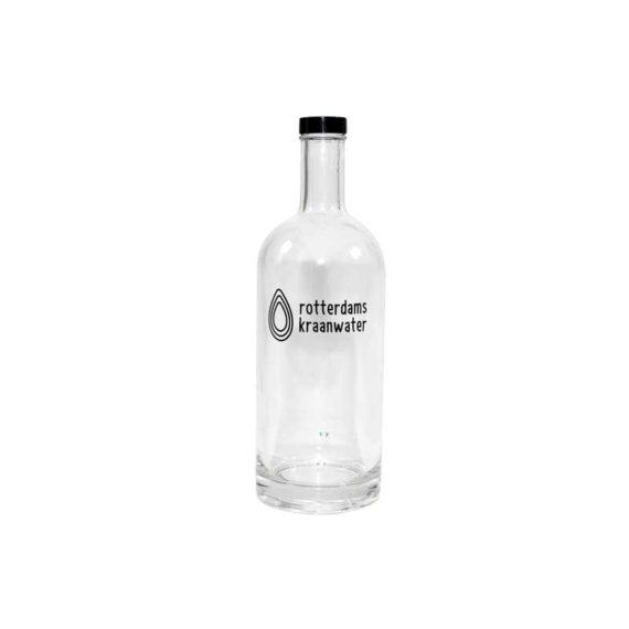 Rotterdams kraanwater, fles, cadeauverpakking