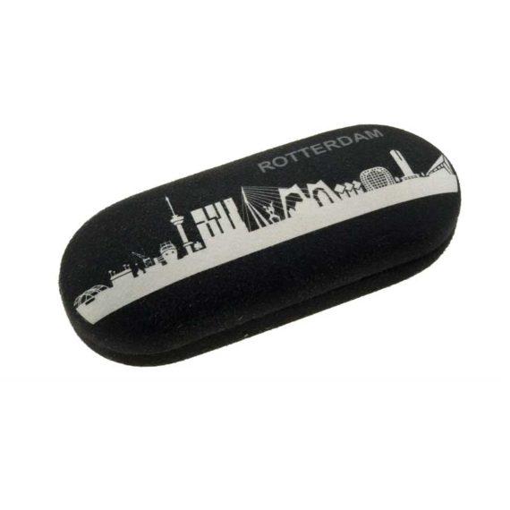 Rotterdamse brillenkoker, skyline, cadeaugeschenk