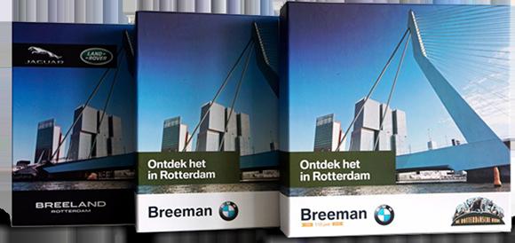 Relatiegeschenk, Zakelijk, Rotterdam