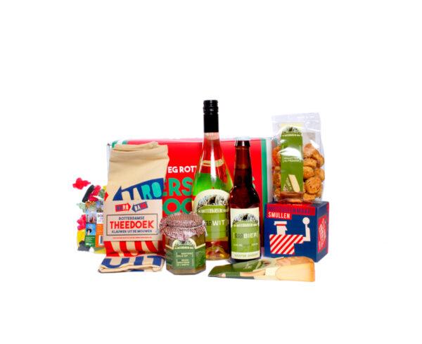 Rotterdams Kerstpakket Kersemus Doossie geschenk cadeau relaties